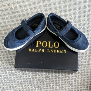 Polo Ralph Lauren Mary Jane Shoes